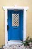Casas viejas en Plaka, Atenas Fotografía de archivo libre de regalías