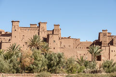 The Casbah of Ait Benhaddou Stock Photo
