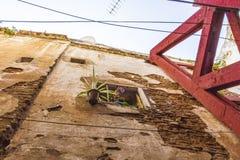 Casbah d ` Alger 免版税库存图片