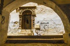 Casbah D ` Alger Arkivbilder