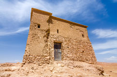 Casbah in Ouarzazate, Morocco Stock Images
