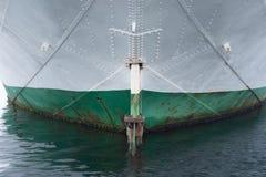 Casca do barco fotografia de stock royalty free