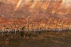 Casca do navio Imagem de Stock