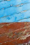 Casca resistida velha Imagens de Stock Royalty Free