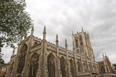 Casca santamente da igreja da trindade Fotos de Stock Royalty Free