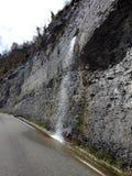Cascada естественное Стоковое фото RF