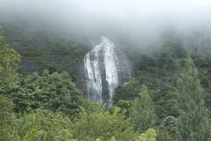 Cascada 1. de Siriphum. Foto de archivo libre de regalías