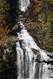 Cascada 9 de Carolina del Norte Foto de archivo libre de regalías