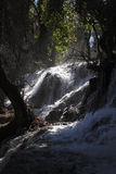 Cascada asombrosa en Vittel Imagenes de archivo