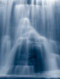 Cascada azul Fotos de archivo libres de regalías