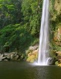 Cascada (cachoeira) Misol Ha Fotografia de Stock