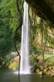 Cascada (cachoeira) Misol Ha Imagem de Stock