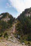 Cascada Cailor/hästvattenfall 4 Royaltyfri Fotografi