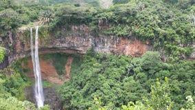 Cascada Chamarel mauritius metrajes