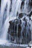 Cascada congelada Imagen de archivo