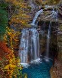 Cascada de Ла Cueva Стоковая Фотография