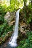 Cascada de Beautyful en el parque de Lillafured imágenes de archivo libres de regalías