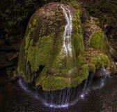Cascada de Bigar Imagen de archivo libre de regalías