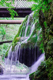 Cascada de Bigar Foto de archivo