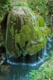 Cascada de Bigar, Rumania Foto de archivo libre de regalías