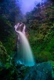 Cascada de Ciherang Imagenes de archivo