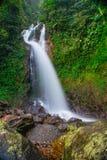 Cascada de Ciherang Fotografía de archivo libre de regalías