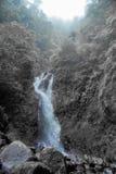 Cascada de Ciherang Imágenes de archivo libres de regalías