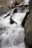 Cascada de conexión en cascada Fotos de archivo libres de regalías