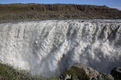 Cascada de Dettifoss Imagen de archivo