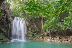 Cascada de Erawan Foto de archivo
