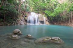 Cascada de Erawan Fotografía de archivo libre de regalías