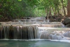 Cascada de Erawan Imagen de archivo libre de regalías