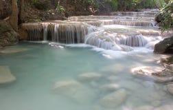 Cascada de Erawan Foto de archivo libre de regalías