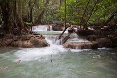 Cascada de Erawan Fotografía de archivo