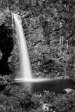 Cascada de Fundao - Serra da Canastra National Park - el Brasil - Bl Imagen de archivo libre de regalías