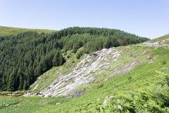 Cascada de Genmacnass Foto de archivo