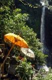 Cascada de Gigit Imagenes de archivo