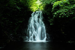 Cascada de Glenone Fotos de archivo