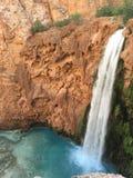 Cascada de Grand Canyon Imágenes de archivo libres de regalías