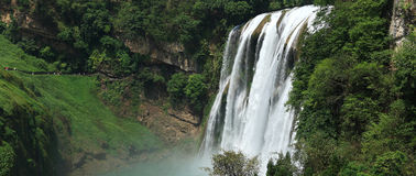 Cascada de Huangguoshu Imagen de archivo