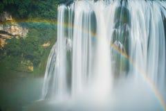 Cascada de Huangguoshu Imágenes de archivo libres de regalías