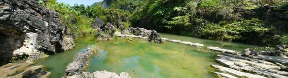 Cascada de Huangguoshu, China Imágenes de archivo libres de regalías