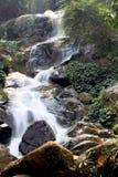 Cascada de Huay Kaew Imagen de archivo libre de regalías