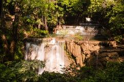 Cascada de Huay Mae Kamin Fotografía de archivo libre de regalías