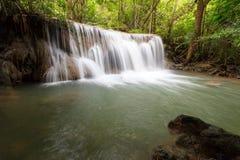 Cascada de Huay Mae Kamin Fotografía de archivo