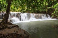 Cascada de Huay Mae Kamin Imagen de archivo