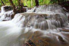 Cascada de Huay Mae Kamin Fotos de archivo libres de regalías