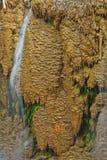 Cascada de Huay Mae Kamin, Tailandia Imágenes de archivo libres de regalías