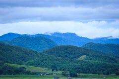 Cascada de Huaymaekamin Fotos de archivo