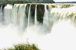 Cascada de Iguassu foto de archivo libre de regalías